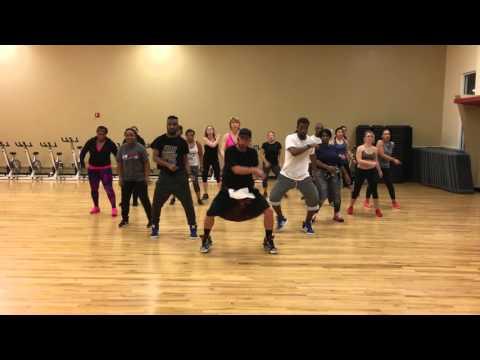 Rihanna Drake Work (Cardio Dance Choreography)