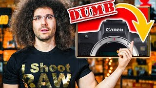 "Canon's DUMB NEW ""PRO"" CAMERA?! Is Nikon LYING?"