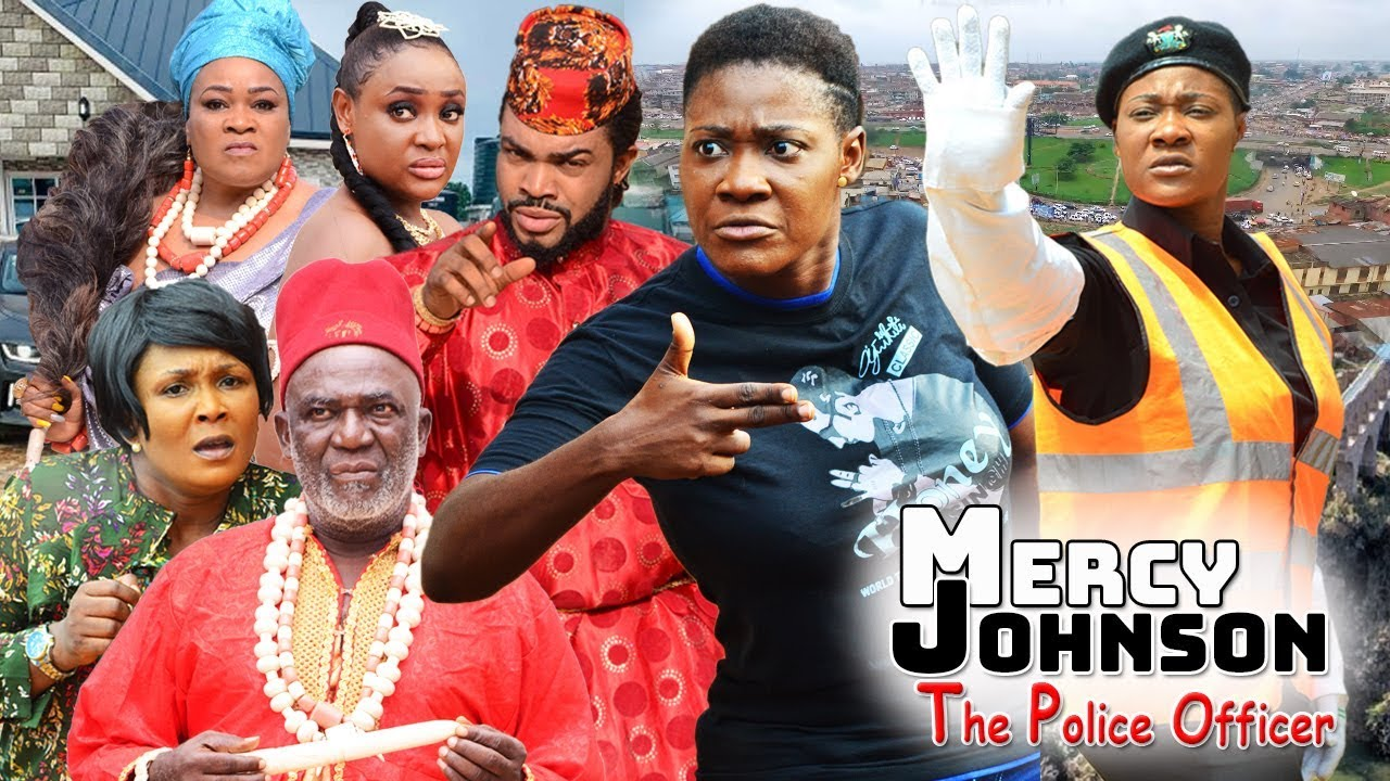 Download Mercy Johnson The Police Officer Part 2 - Mercy Johnson New Latest Nigerian Nollywood Movies 2019.