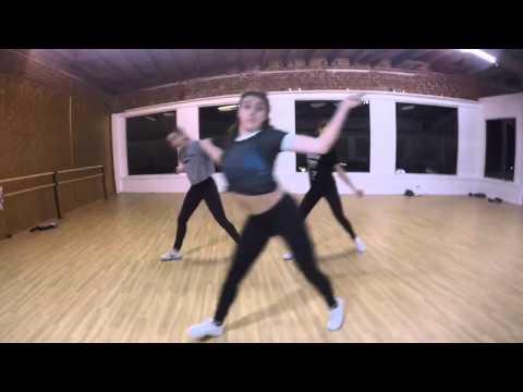 Im Sayin   Omarion  @GuyGroove Choreography feat Kendall, Kalani and Maddie