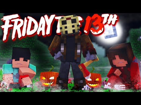 Minecraft - Friday the 13th - JASON KILLED HER?!