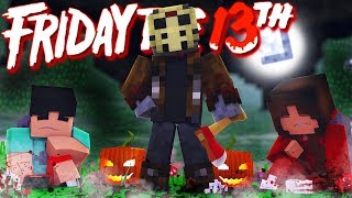 Minecraft - Friday the 13th - JASON KILLED HER?!
