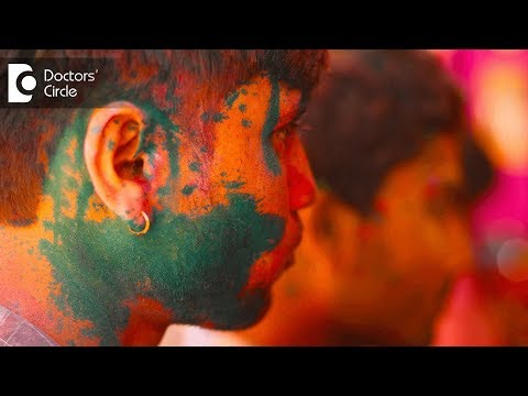 What kind of holi colors are safe and eco friendly? - Dr. Amee Daxini