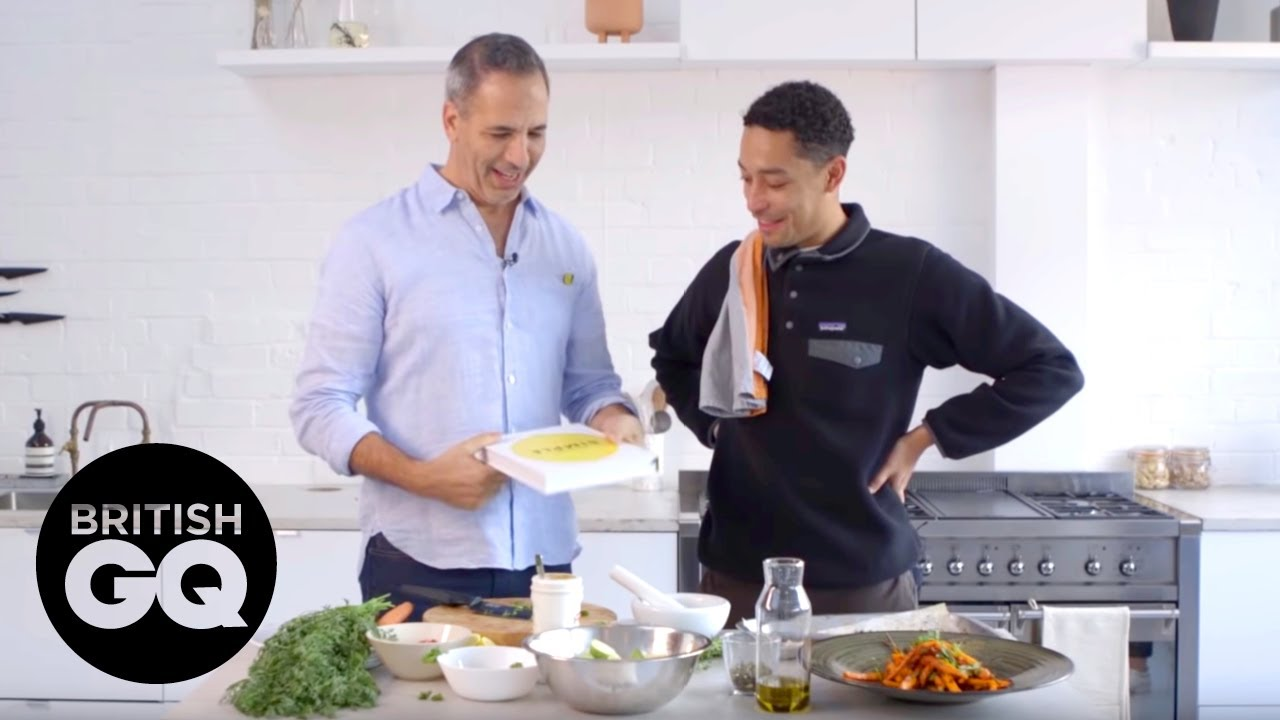 Loyle Carner and Ottolenghi cook delicious dishes for Christmas  | British GQ