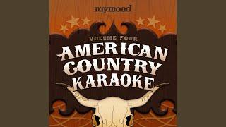 Raymond (Karaoke in the style of Brett Eldredge)