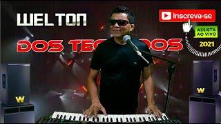 @WELTON DOS TECLADOS OFICIAL LIVE 64 só forró ao vivo banda de forró ao vivo só música nova CD novo