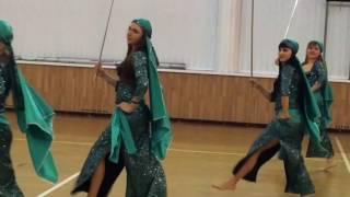 Народный Египетский Танец Саиди.