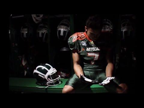 SHOW TIME  Robin González Aztecas Futbol Americano UDLAP 3353aabb505