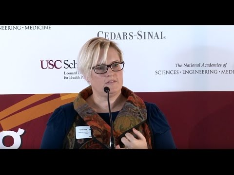 Perspectives from the Department of Public Health - Challenges of End-of-Life Care in California
