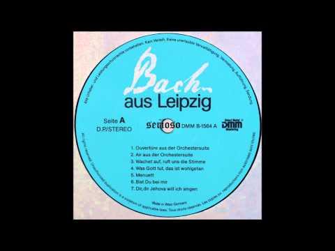 Auslese '84 Bach Aus Leipzig, side 1