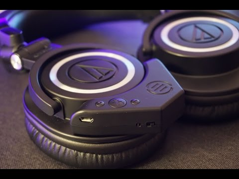 BLUETOOTH ADAPTER FOR AUDIO-TECHNICA ATH-M50X's