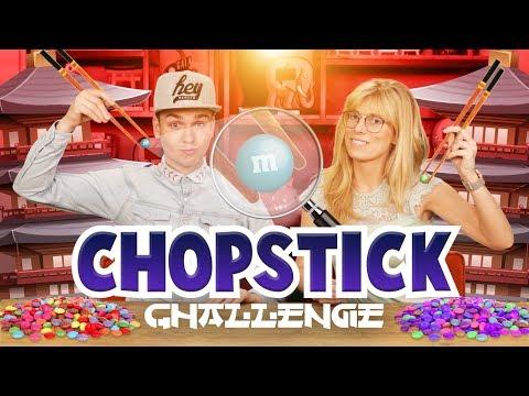 CHOPSTICK CHALLENGE!