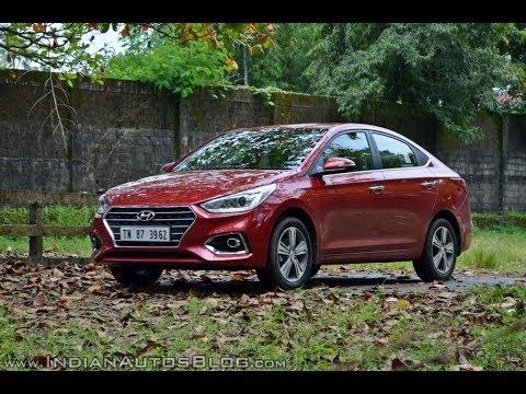 Hyundai Verna 2017 Review New Model Car Specs Wallpaper Hd Images