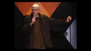 Larry David Stand-Up Comedy