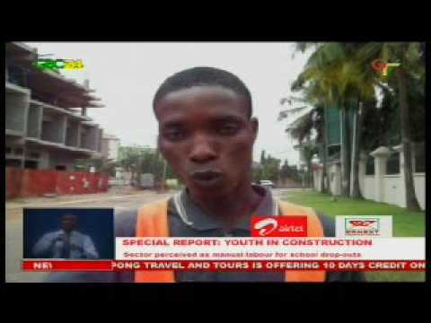 Ghana: Youth In Construction
