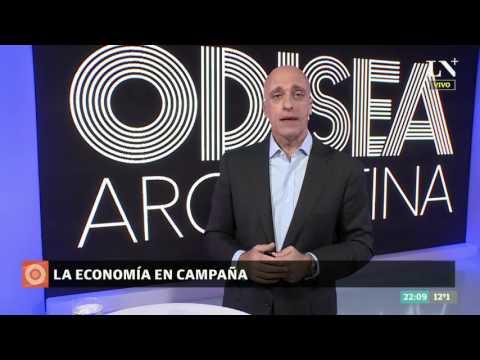 """El editorial de Pagni: """"La economía en campaña"""" - Odisea Argentina"""