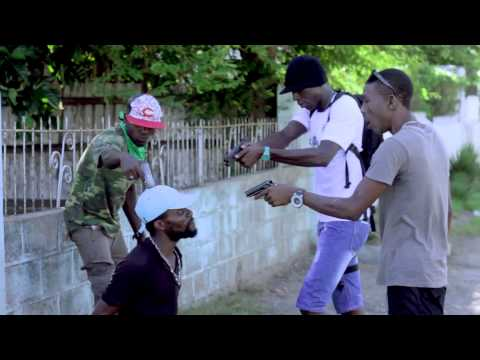 The beginning of War Gaza Vs Gully (Jamaican Musical) 2015 May