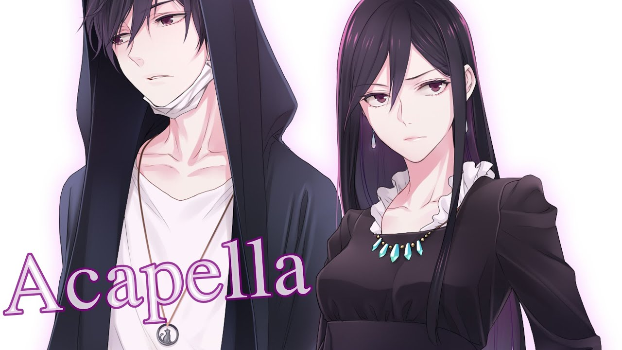 Nightcore - Acapella [Male Version]