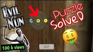 Evil nunEvil nun (safe key 🔑) puzzle completed 🤗🤗 I am very Happy 😁