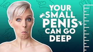 What are the Best Deep Sex Positions for a Small Penis? | Sex and Relationship Coach | Caitlin V