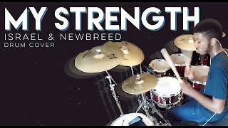My Strength Cover- Israel & NewBreed