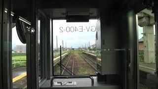 20190820 JR東 磐越西線 新津~馬下