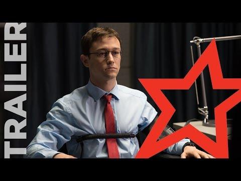 Snowden Official Trailer - Joseph Gordon-Levitt,  Shailene Woodley, Nicolas Cage