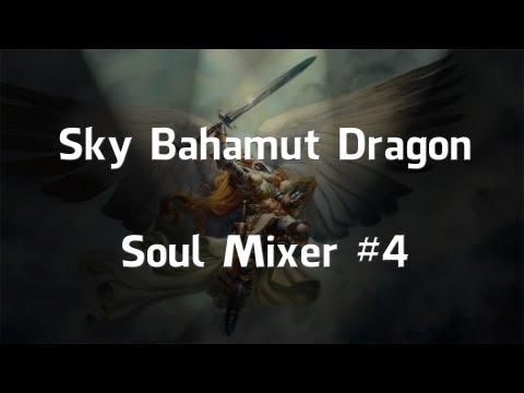 Social Empires - Soul Mixer #4 (Sky Bahamut Dragon)