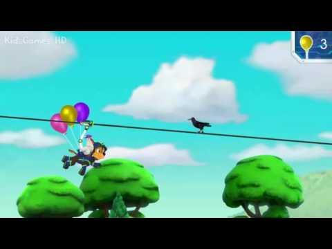 Paw Patrol Game Corn Roast Catastrophie   Nick JR English Cartoon   Paw Patrol Full Episodes 27