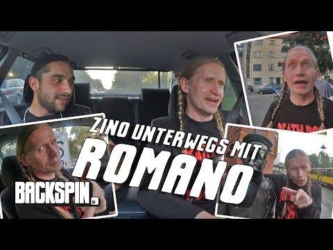 "Mit Romano in Köpenick - Realness, Westcoastclassics und ""Copyshop"""
