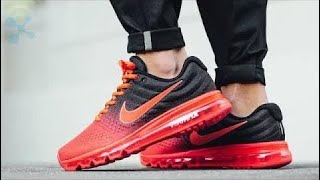 Top 5 NIKE AIR MAX Shoes 2018