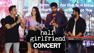 Half Girlfriend LIVE Concert | Shraddha Kapoor, Arjun Kapoor