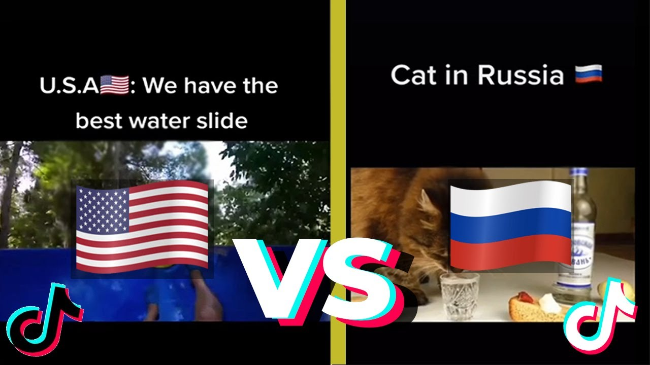 America vs Russia MEME | TikTok Compilation 2020 ...