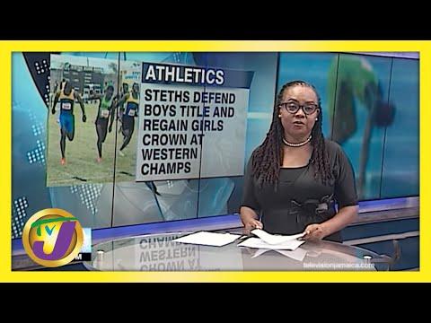 STETHS Wins Boys & Girls Western Champs Titles in Jamaica   TVJ Sports