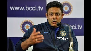 Anil Kumble's speech after resigning as India coach