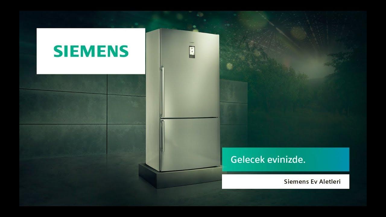 KGN76AIF0N BOSCH Serie | 6 Alttan Donduruculu Buzdolabı Kolay temizlenebilir Inox