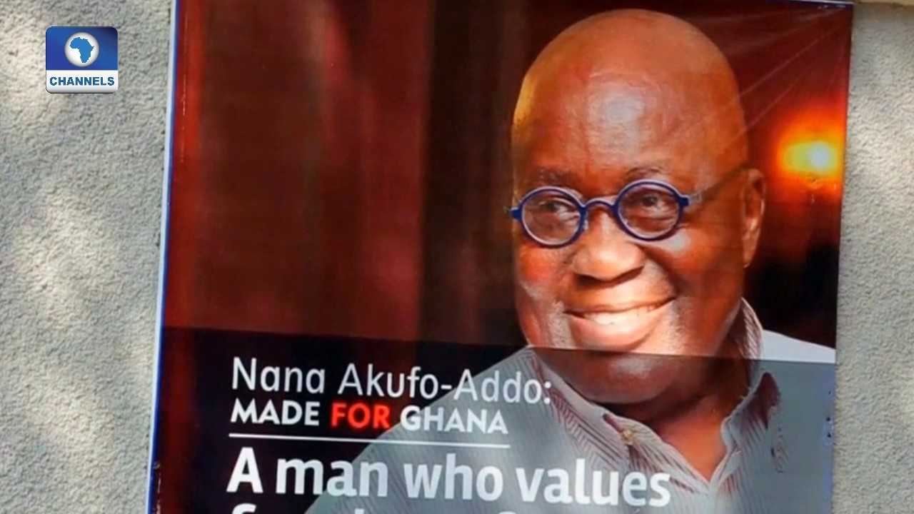 Diplomatic Channel: Focus On Nana Akufo-Addo's Victory In Ghana's Presidential Election