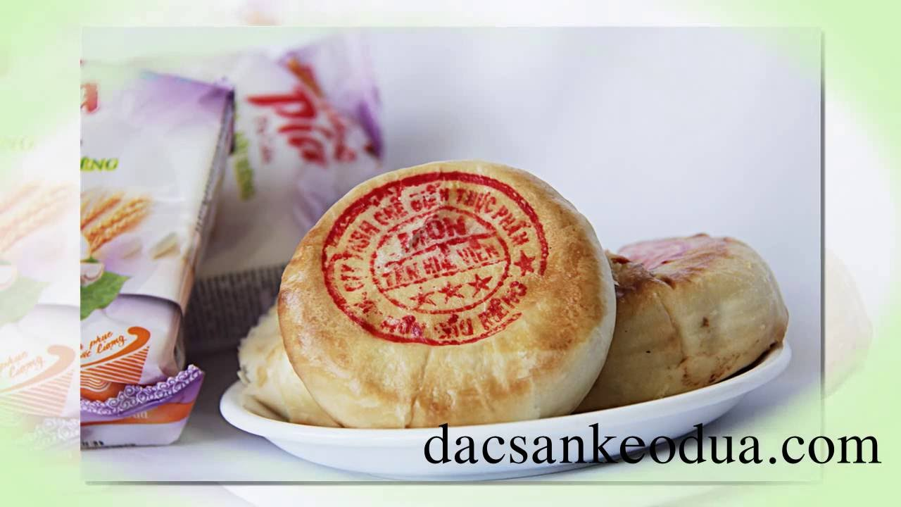 Bánh pía Sóc Trăng – Bánh pía Tân Huê Viên – Pánh pía đặc sản Sóc Trăng