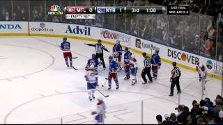 New York Rangers win the 2014 NHL Eastern Conference Finals