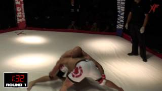 Xtreme Thriller - Fight 11 - Daniel Kasper vs. Kameron Padila