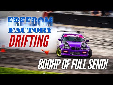 DRIFTING MY 800HP