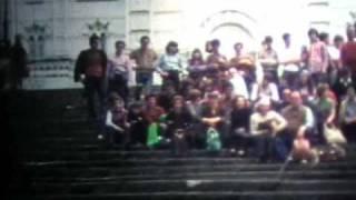 1977 escursione Rapallo - Santuario di Montallegro