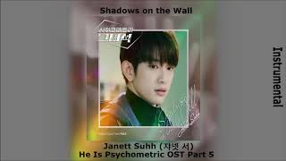 Title: 사이코메트리 그녀석 ost part 5 / he is psychometric artist: janett suhh (쟈넷 서) language: english release date: 2019-apr-22 number of tracks: 2 publi...