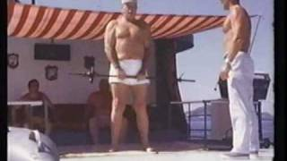 JOHN WAYNE AND HIS LACK OF HAIR COMMENTS.wmv