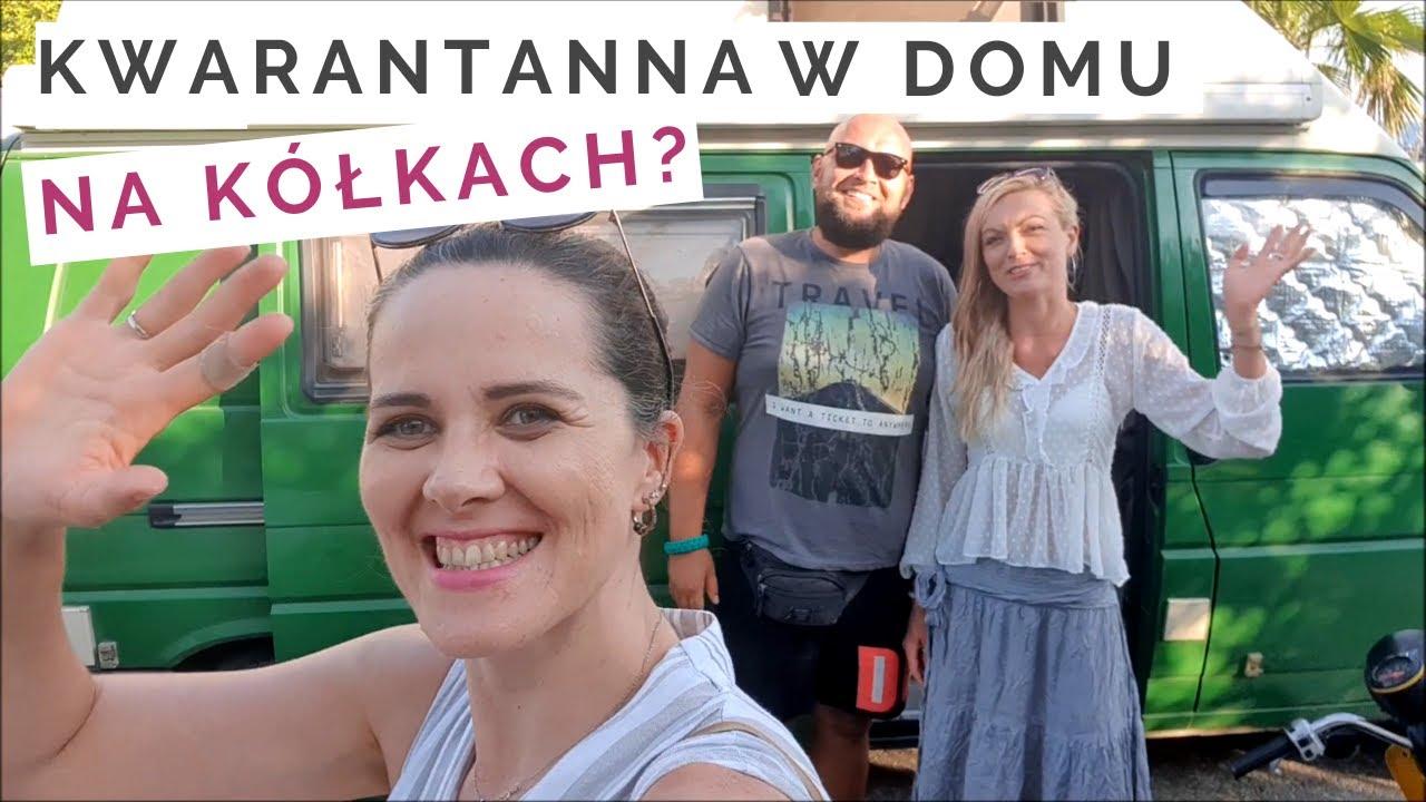 TURECKA kwarantanna w DOMU na kółkach - ft. KAMPERMANIAK