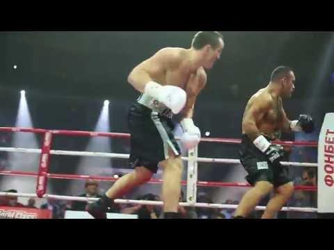 Лебедев-Виктор Рамирес полный бой нокаут/Denis Lebedev-Victor Emilio Ramirez knockout