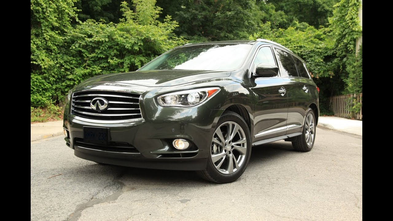 2013 infiniti jx35 review youtube vanachro Image collections