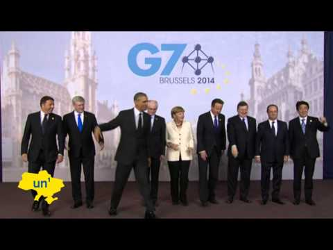 G7 Leaders Back Ukraine: Praise for 'restrained' Ukrainian response to Kremlin-backed insurgents