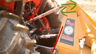 What does a Tractor Top Link Do?