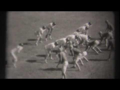 Graham High School - Hinton High School 8-23-69  1969 Football (See YouTube - Crazy J Cousins)